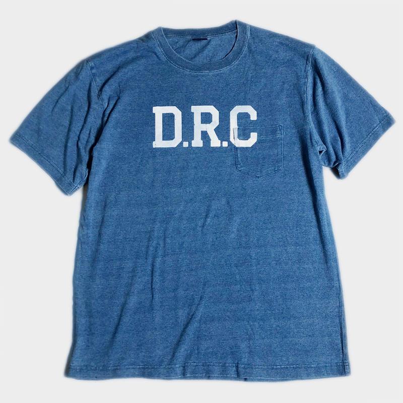 D.R.C POCKET S/S TEE