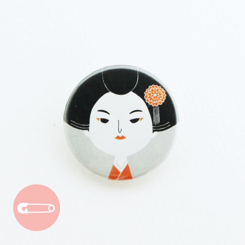 舞妓はん【31mm】