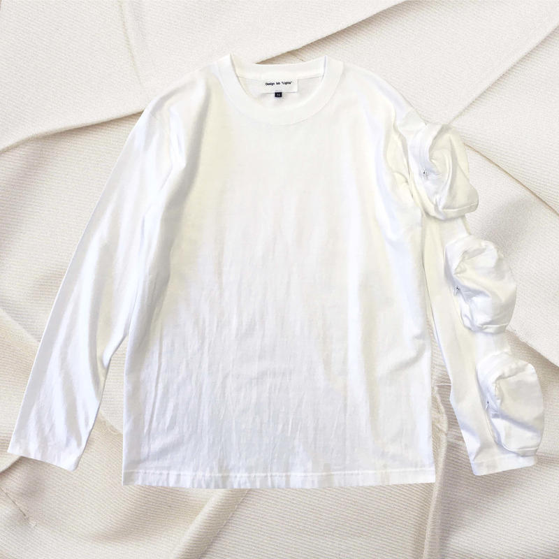 WHITE POCKET LONG