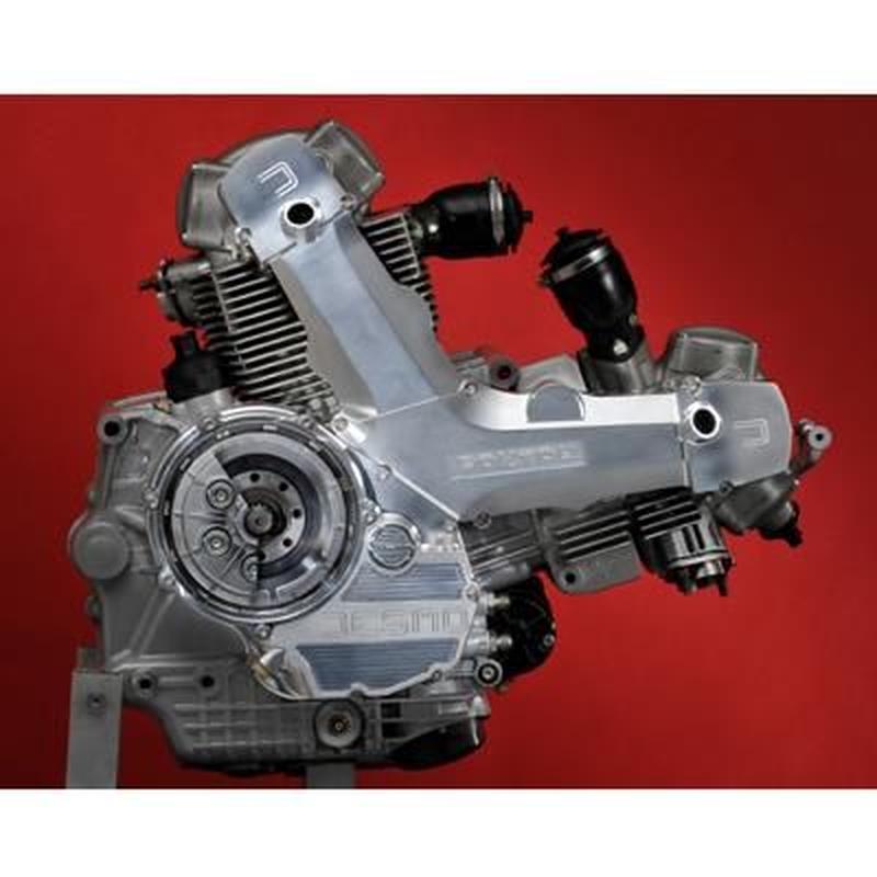 DESMO ビレットエンジンカバーセット DUCATI DS1100/1000