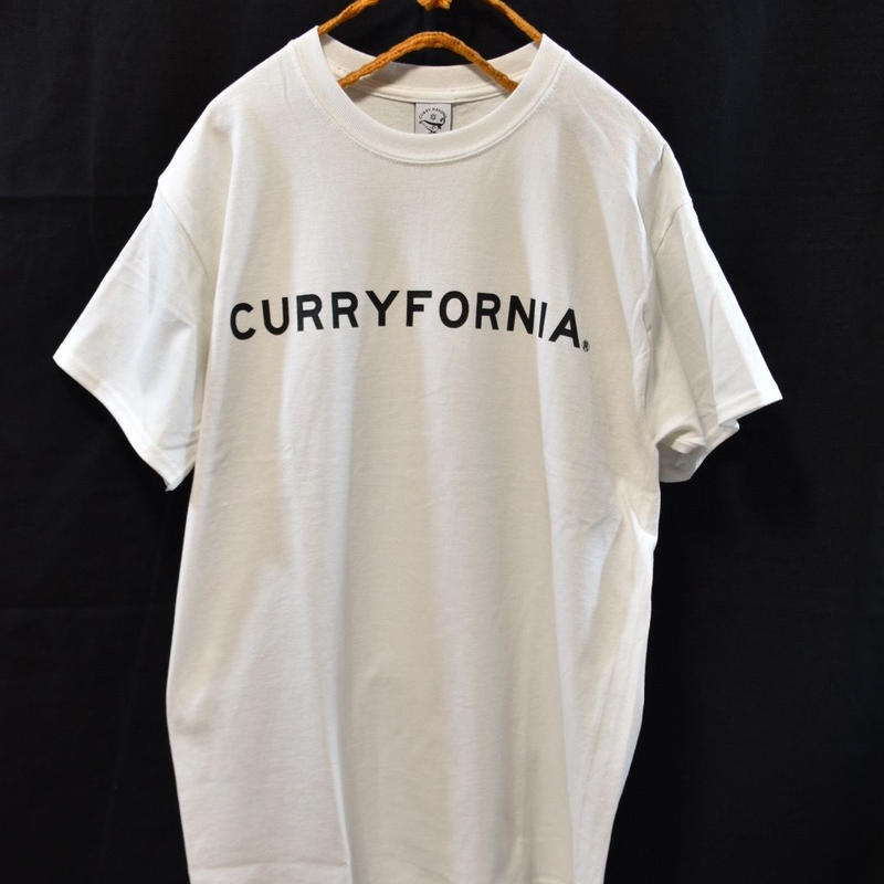 CURRY FORNIA®︎ HIGHWAY  S/S TEE