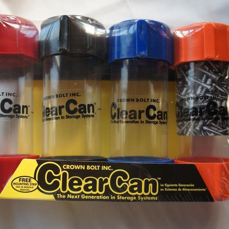 Clear Can M