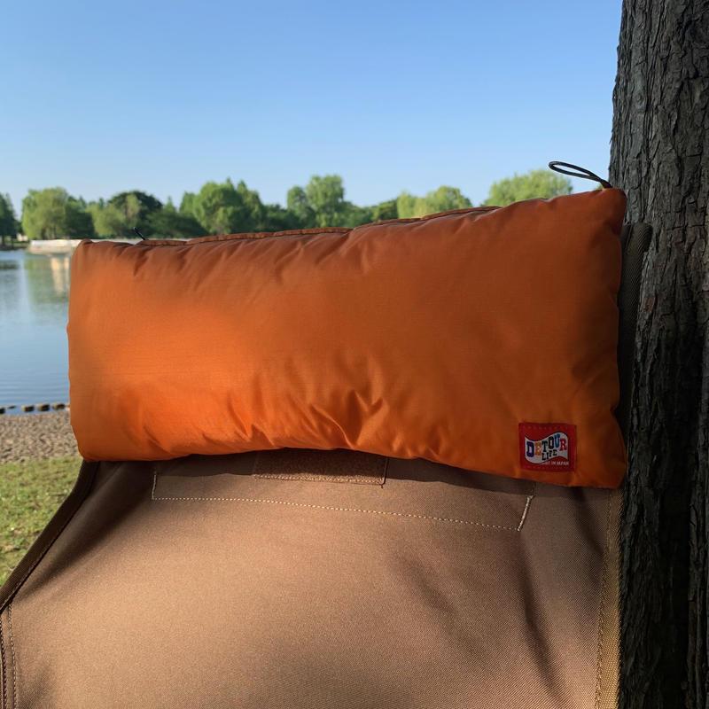 Neck Rest Pillow  /NYLON 定番柄