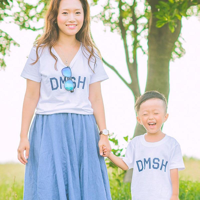 親子半袖Tシャツ / ママ+お子さまセット