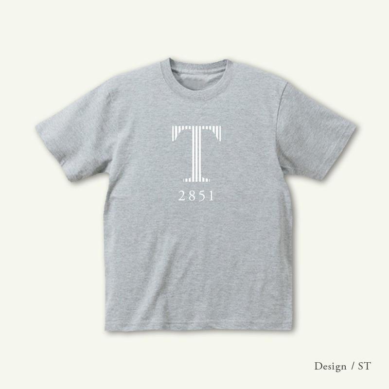 半袖Tシャツ / グレー