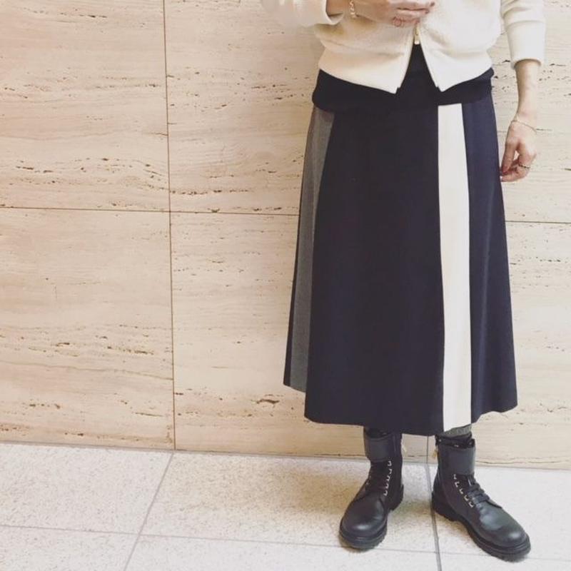 ブロックスカート