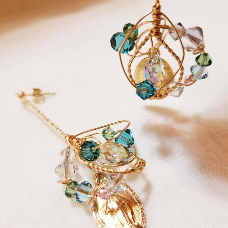 新月パワー入り「Starlights Jewelry」18日(土)まで受付