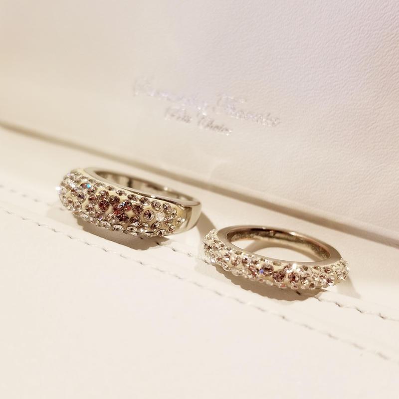 Lucky Sparkle ring