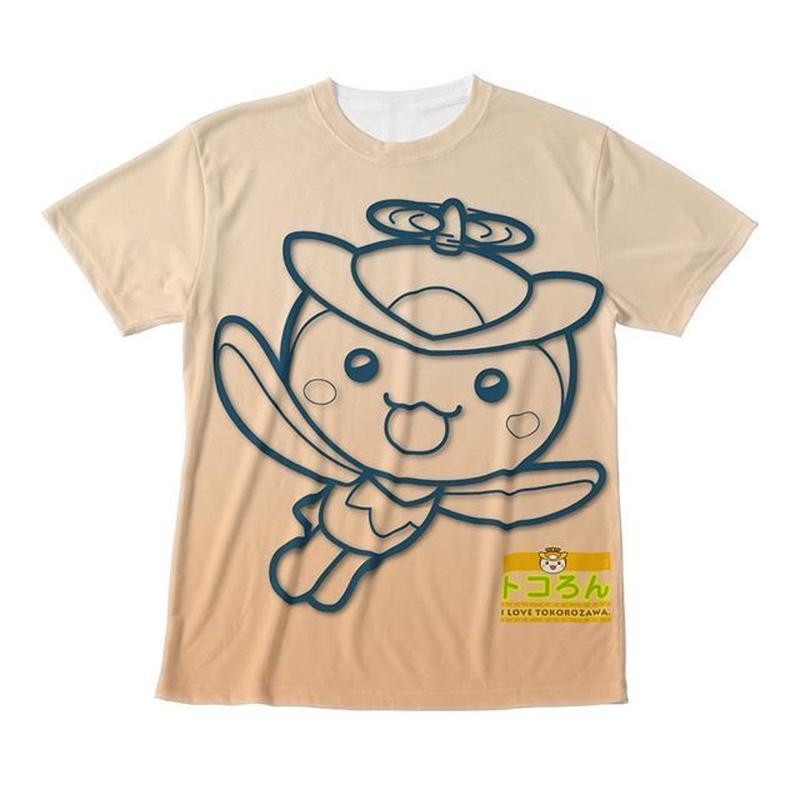 トコろんFGG Tシャツ イエロー