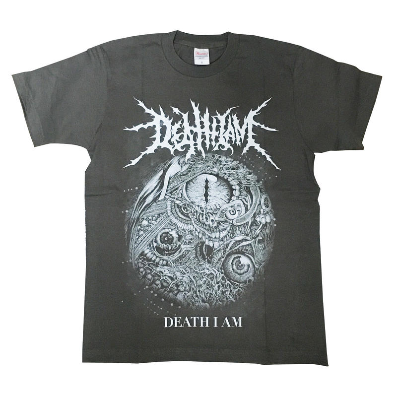 2nd Album T-Shirt  Charcoal