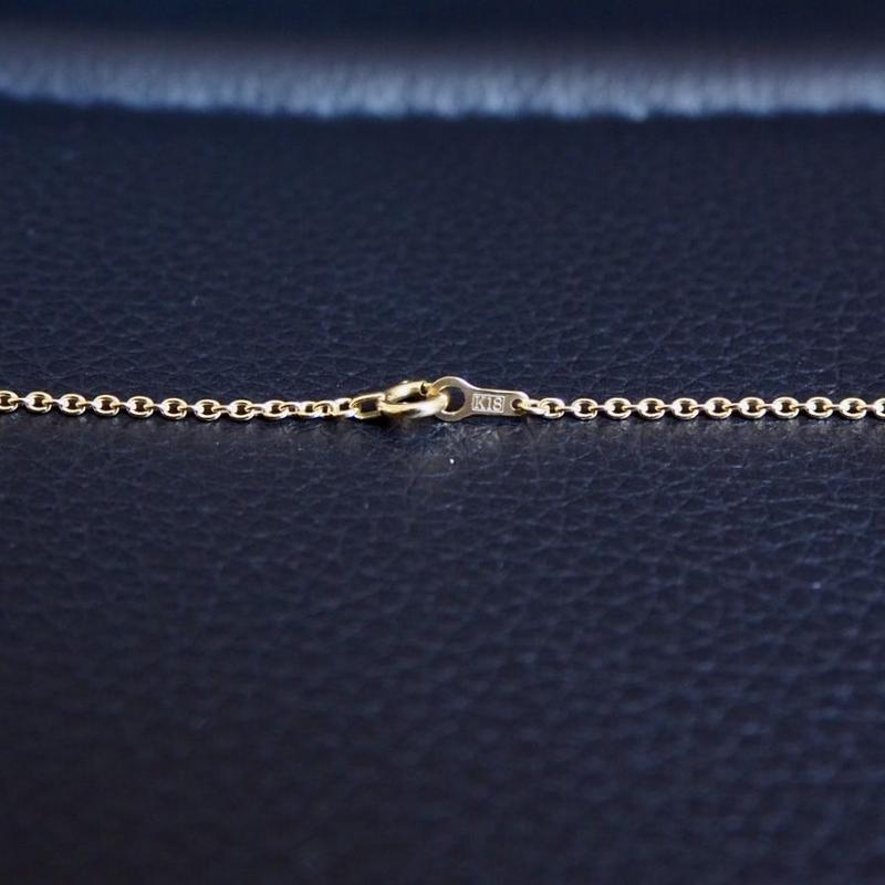 ネックレスチェーン [K18 Yellow Gold]