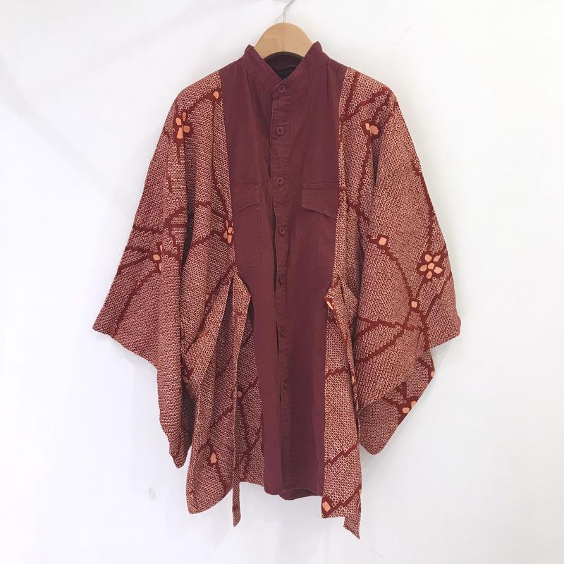 00○○ キモノシャツ /1902-154