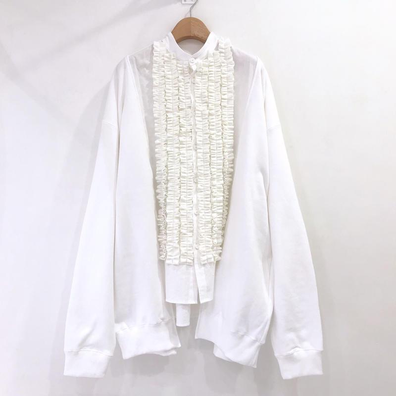 00○○ ワイドリボンシャツ /1812-80
