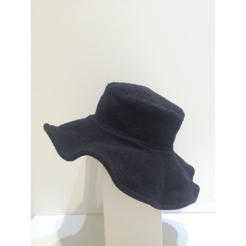 WAVE HAT / BLACK