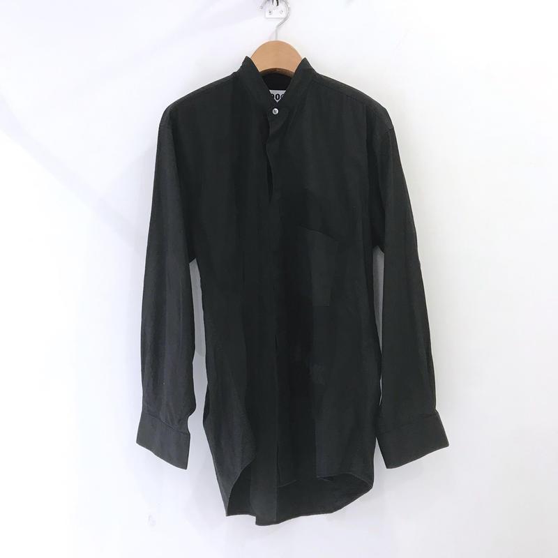 00○○ チュールブラックシャツ /1903-38
