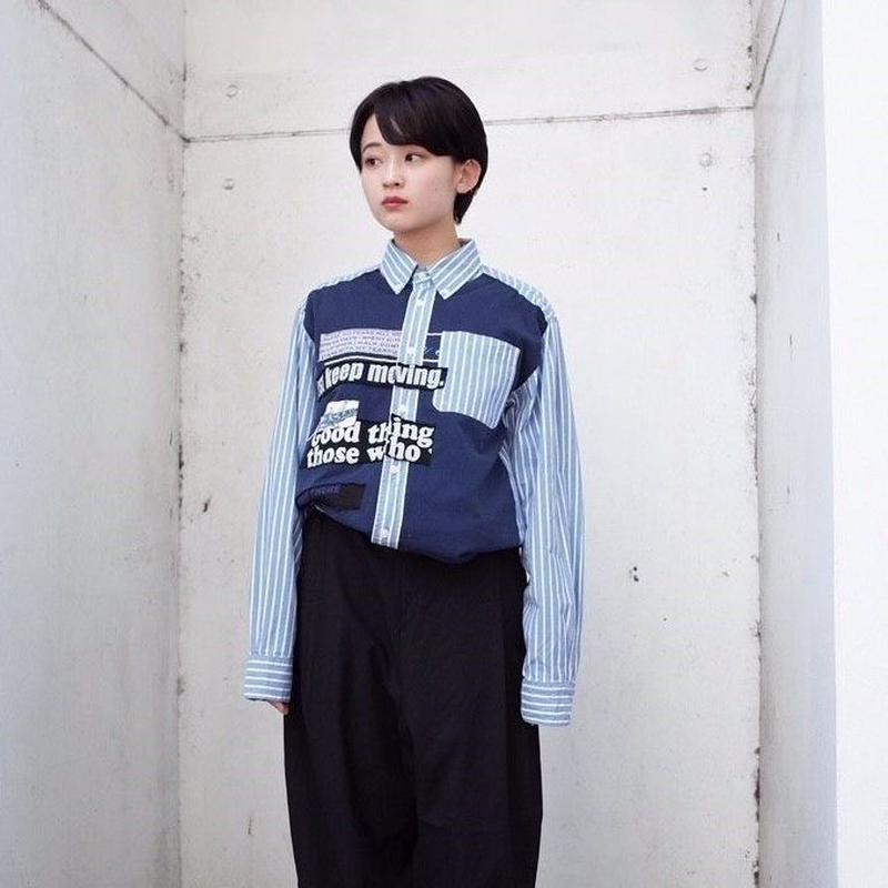00○○ プリントシャツ /1904-117