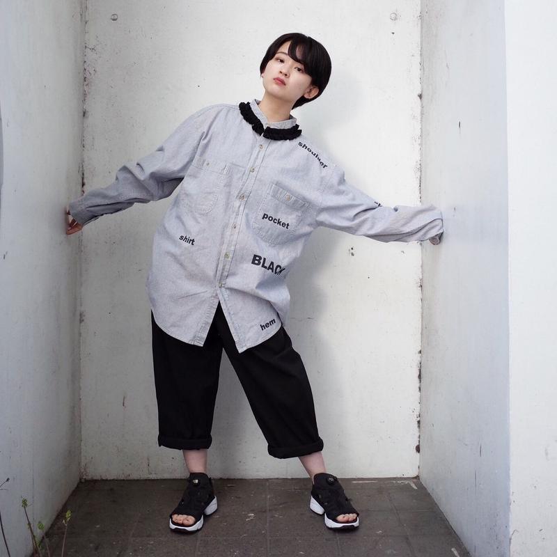 00○○ プリントシャツ /1904-151