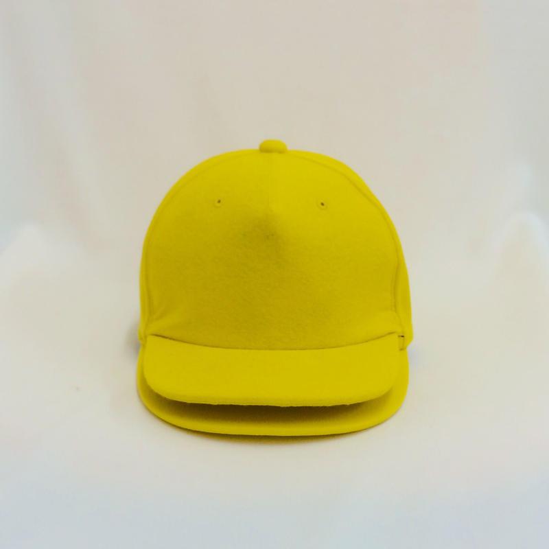 AHIRU CAP / 22 YELLOW