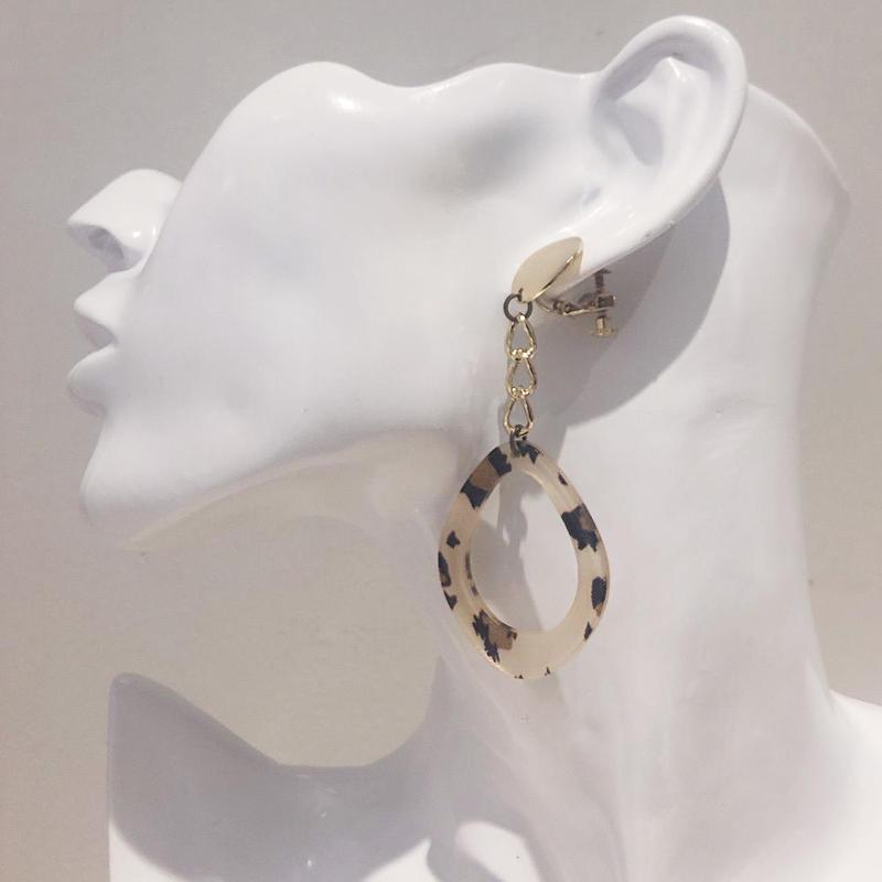 LINK earring #410  ※代引不可