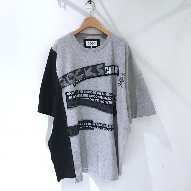 00○○ ワイドTシャツ /1906-52