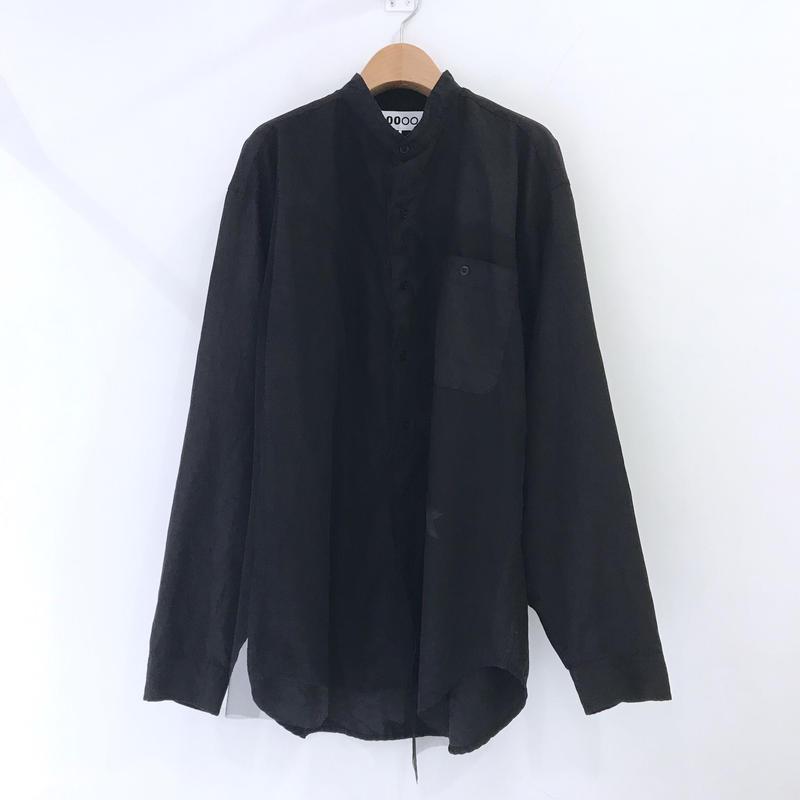 00○○ チュールブラックシャツ /1903-06