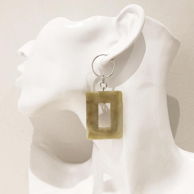 LINK earring #248 ※代引不可