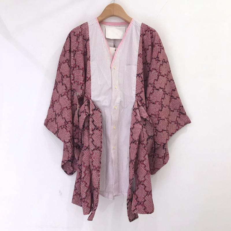 00○○ キモノシャツ /1902-156