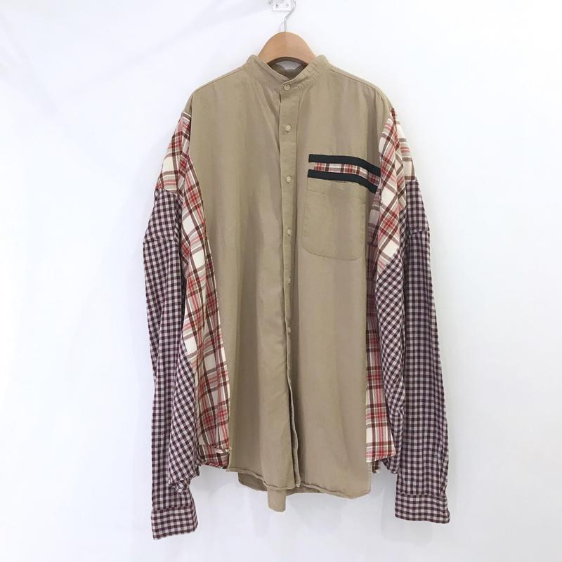 00○○ ワイドワイドシャツ /1812-59