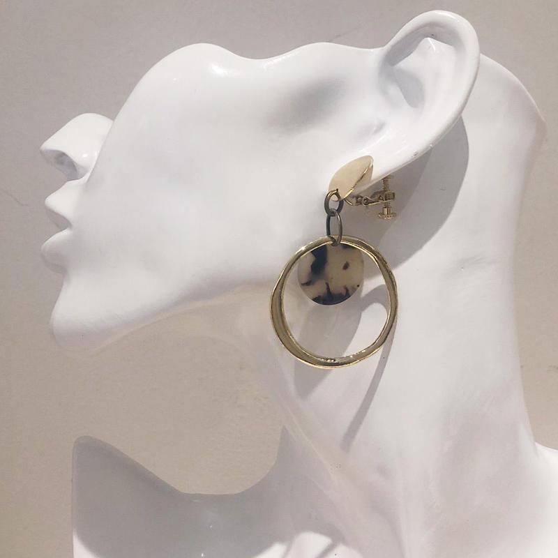 LINK earring #419  ※代引不可