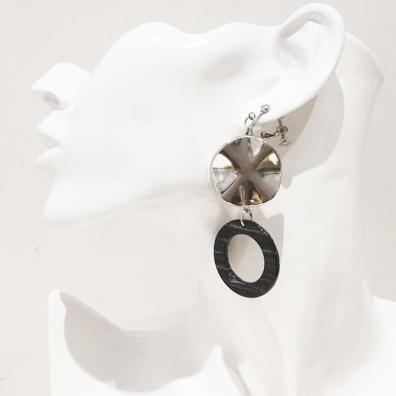 LINK earring #260 (金属アレルギー対応) ※代引不可