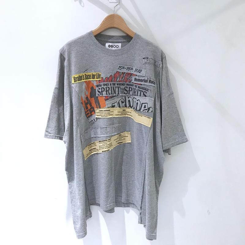 00○○ ワイドTシャツ /1906-51
