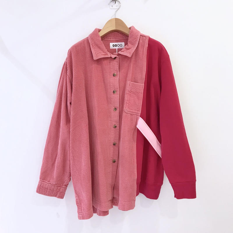 00○○ スライドループシャツ /1902-127