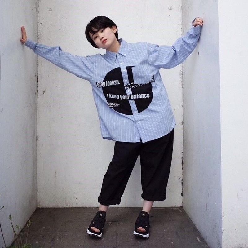 00○○ プリントシャツ /1904-110