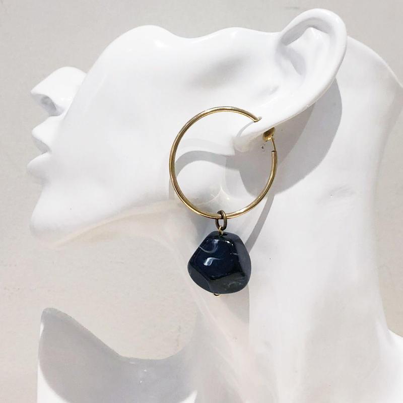 LINK earring  #313 ※代引不可
