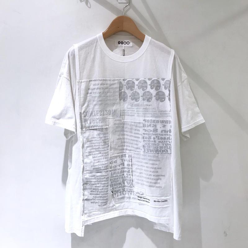 00○○ ワイドTシャツ /1906-58