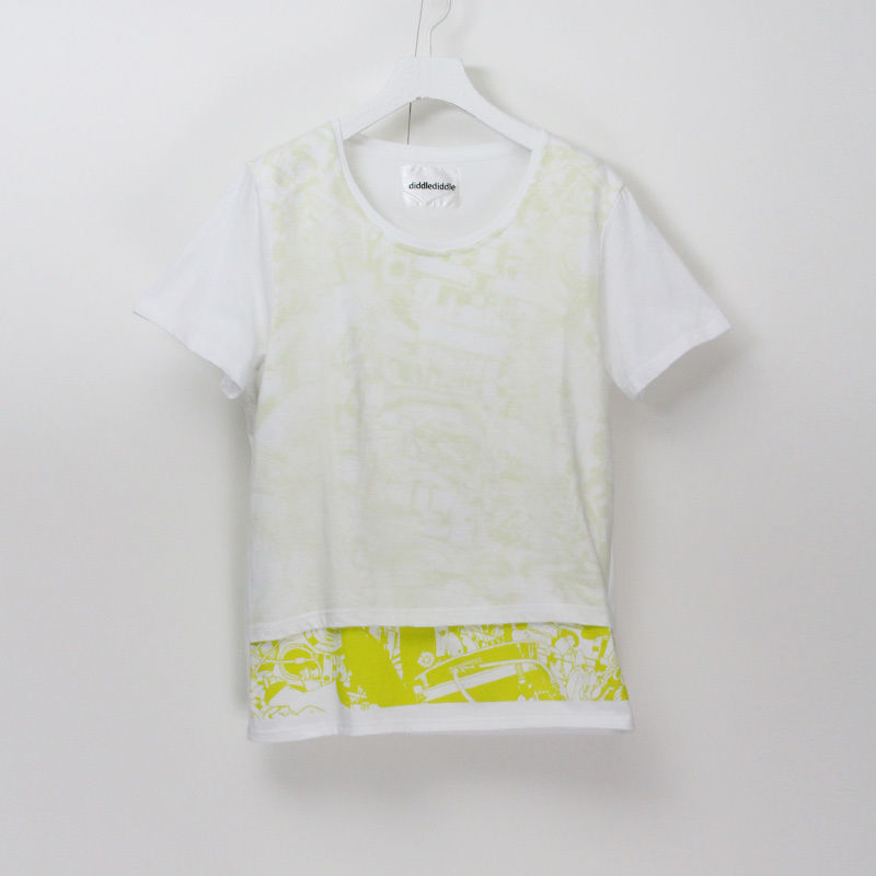 CONCEAL T-SHIRTS / 12 YELLOW