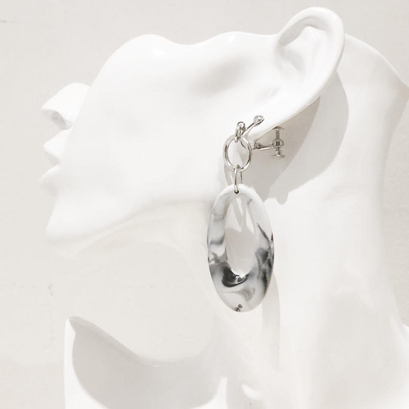 LINK earring #259 (金属アレルギー対応) ※代引不可