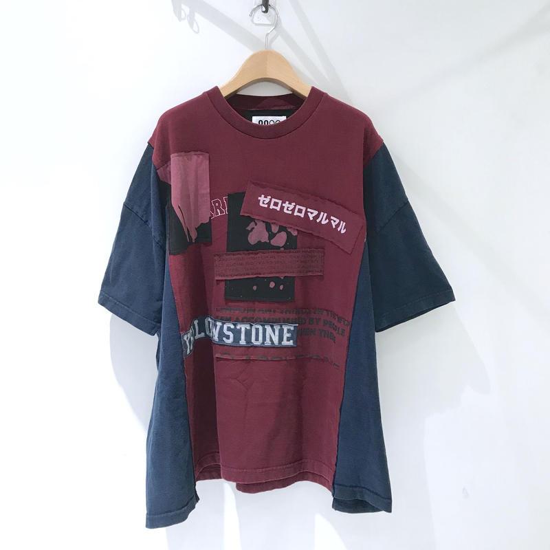 00○○ ワイドTシャツ /1906-53