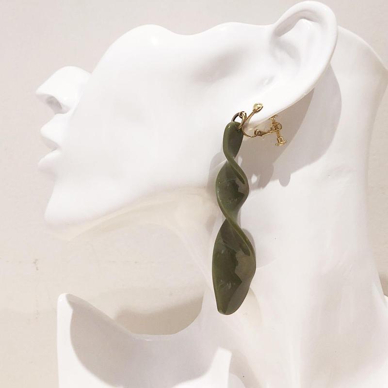 LINK earring #274  (金属アレルギー対応) ※代引不可