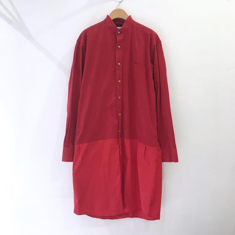 00○○ 切替えロングシャツ /1904-24