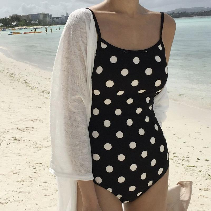 dot op bikini