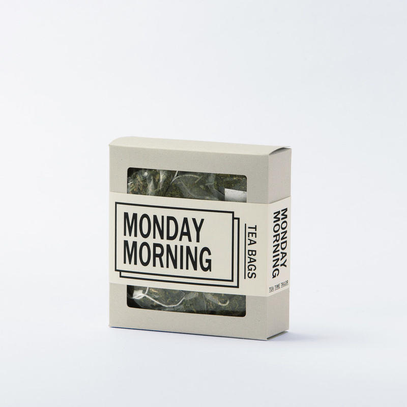 MONDAY MORNING (TEA BAG)