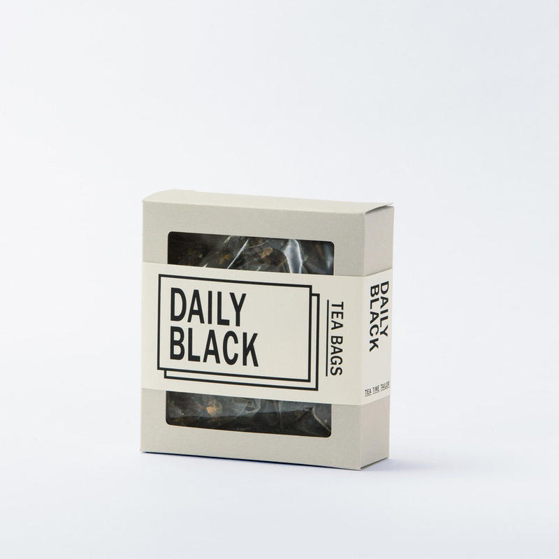 DAILY BLACK (TEA BAG)
