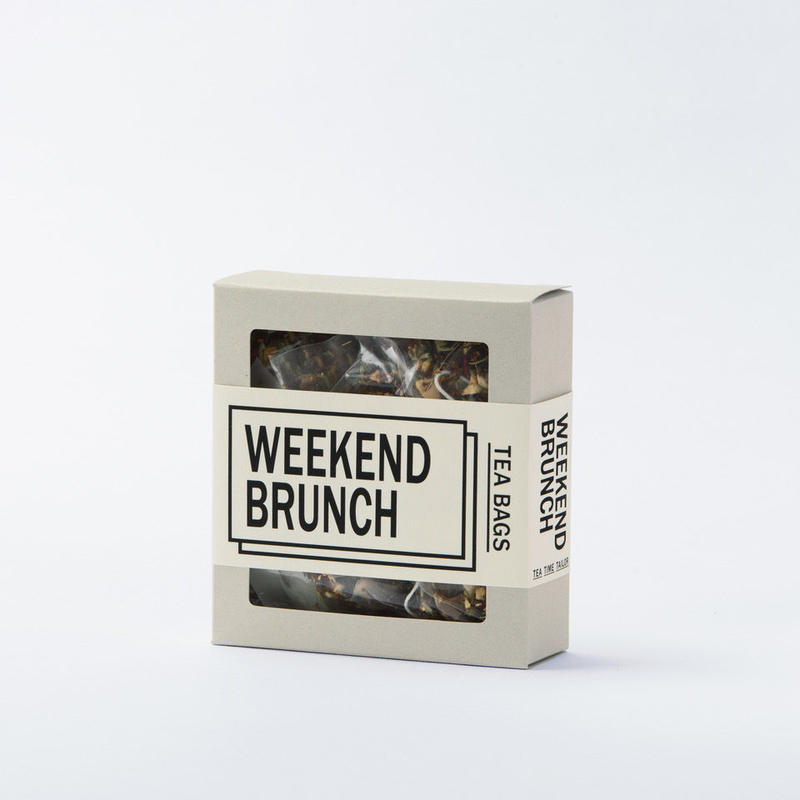 WEEKEND BRUNCH (TEA BAG)