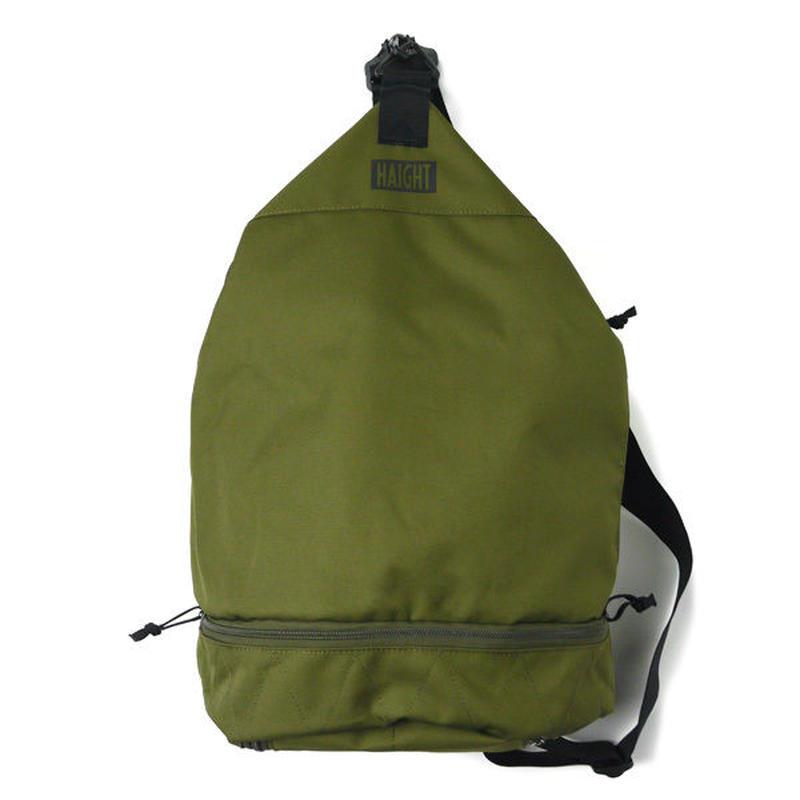 HT-G180004 / ONE SHOULDER TRAINING BAG - OLIVE