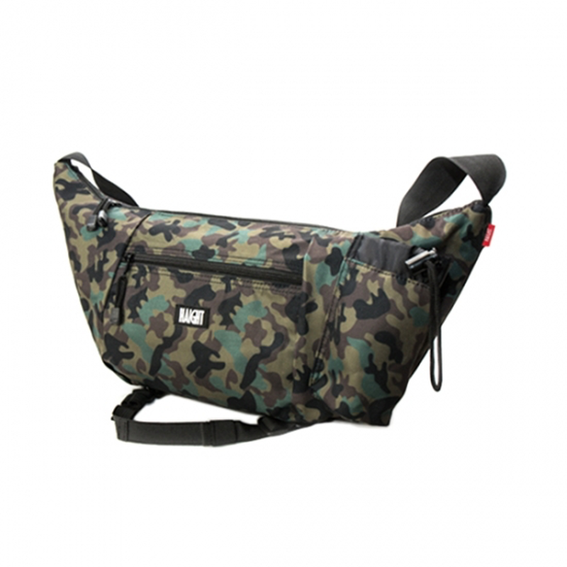 HT-G177001 / SHOULDER BAG - CAMO