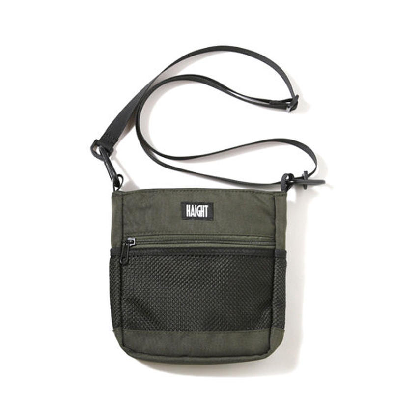 HT-G177005 / 2WAY SACOCHE - OLIVE