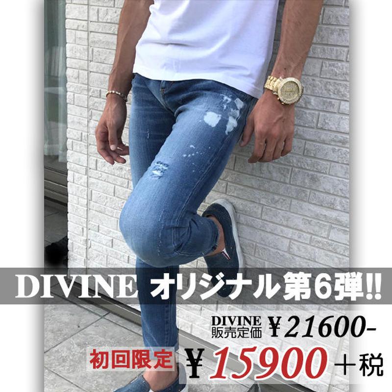 ジーンズ【スキニー】ストレッチ【フルオーダー】DIVINEオリジナル