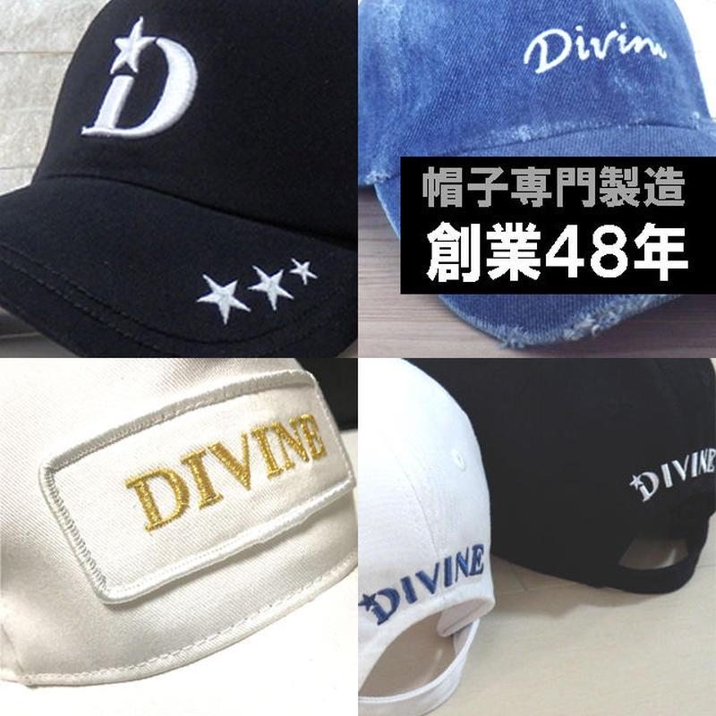 ★ヒストリー★ CAP ☆DIVINE ☆オリジナル