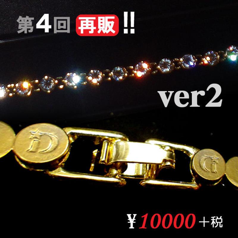 ブレスレット【スワロフスキー】Ver2☆DIVINEオリジナル